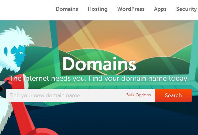 Nên mua tên miền .com .net ở đâu
