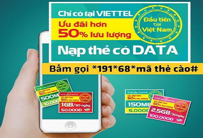 Mã thẻ Viettel dài bao nhiêu số