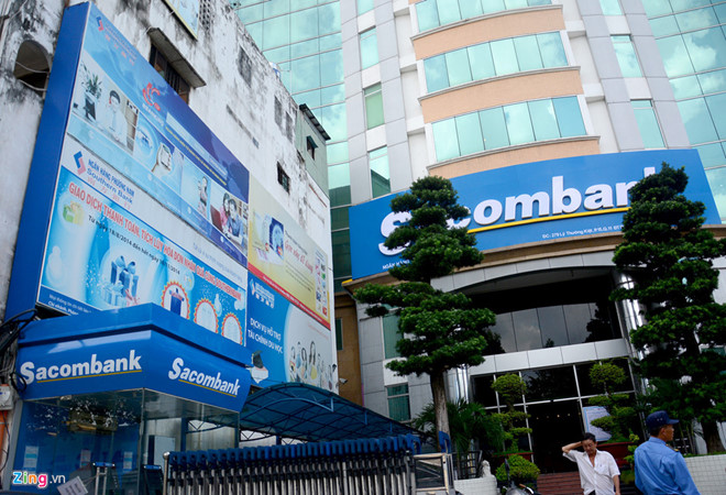 Phí chuyển tiền Sacombank tới ngân hàng khác