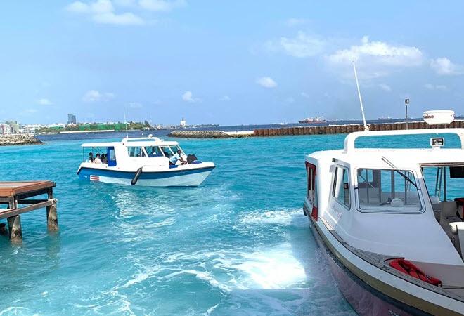 Review tự đi Maldives mới nhất 2019