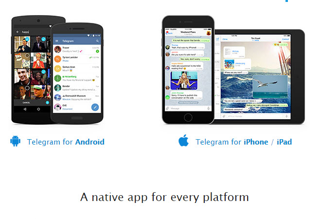 Cha đẻ của Telegram