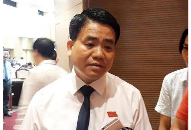 Con trai chủ tịch Nguyễn Đức Chung là ai